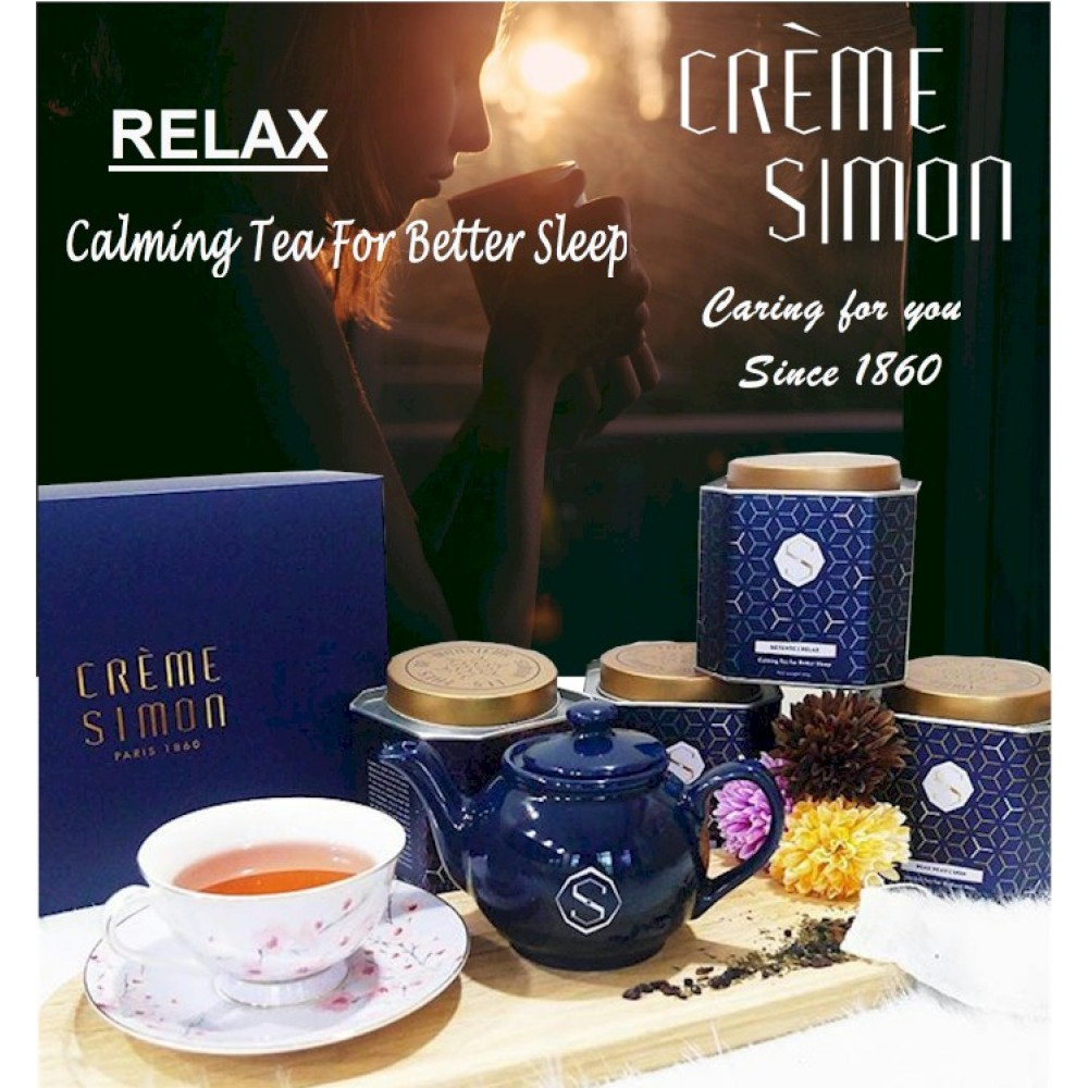100% Natural  Wellness & Relax Tea