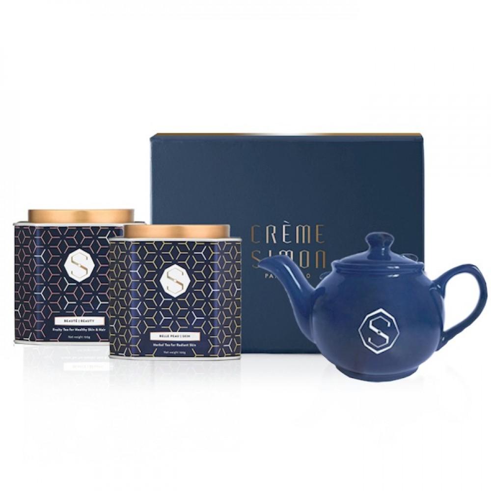 Creme Simon Wellness Tea Gift set
